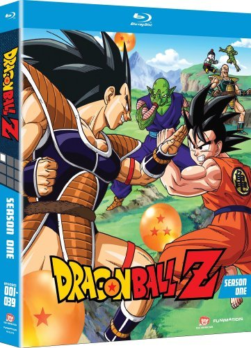 Dragonball Z Season 1 Blu Ray Tvpg