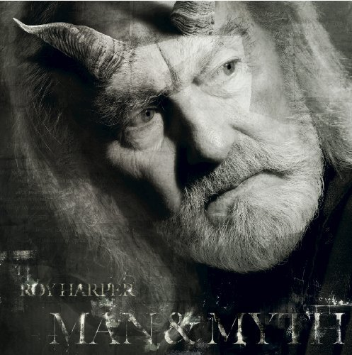 Roy Harper Man & Myth Digipak
