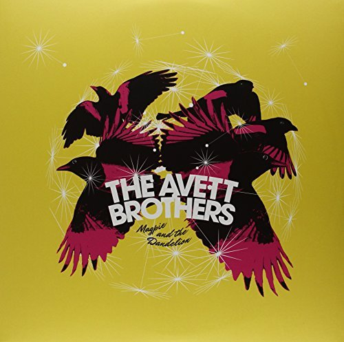 Avett Brothers Magpie & The Dandelion 2 Lp