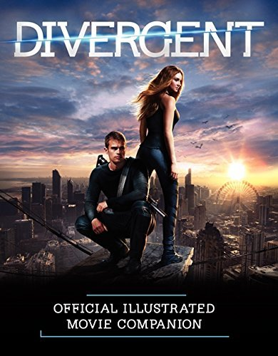 Kate Egan Divergent Official Illustrated Movie Companion