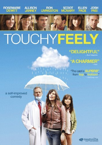 Touchy Feely Dewitt Mcnairy Page Livingston DVD R Ws