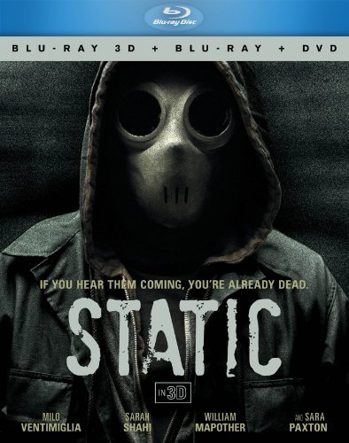 Static Static Nr Incl. 3d DVD