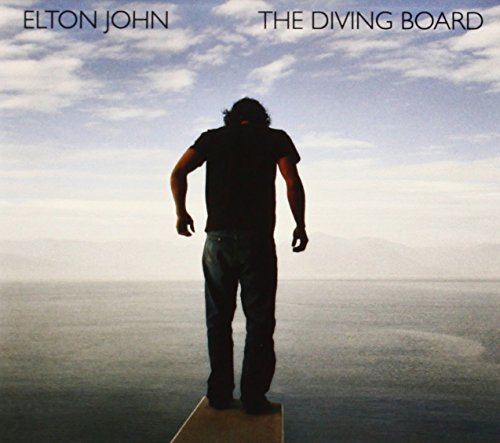 Elton John Diving Board Deluxe Ed. 4 Bonus Tracks