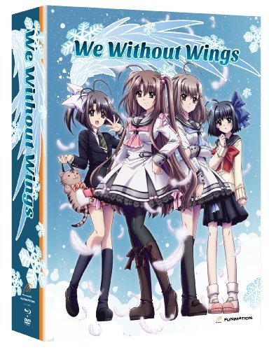 We Without Wings Season 1 We Without Wings Blu Ray Ws Lmtd Ed. Tvma Incl. DVD