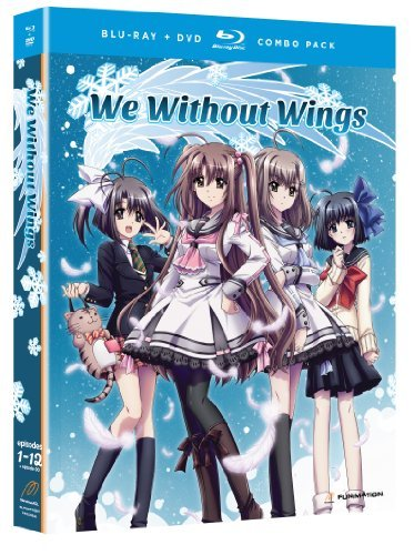 We Without Wings Season 1 Alt We Without Wings Blu Ray Ws Tvma Incl. DVD