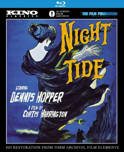 Night Tide Hopper Dennis Blu Ray Ws Remastered Nr