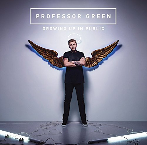 Professor Green Growing Up In Public Import Eu