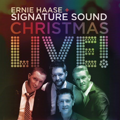 Ernie & Signature Sound Haase Christmas Live! Incl. CD