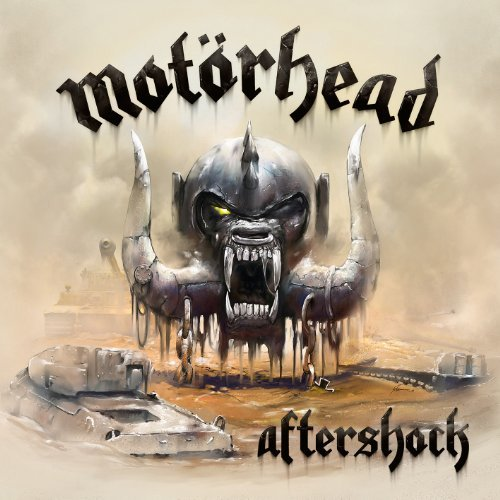 Motörhead Aftershock Digipak