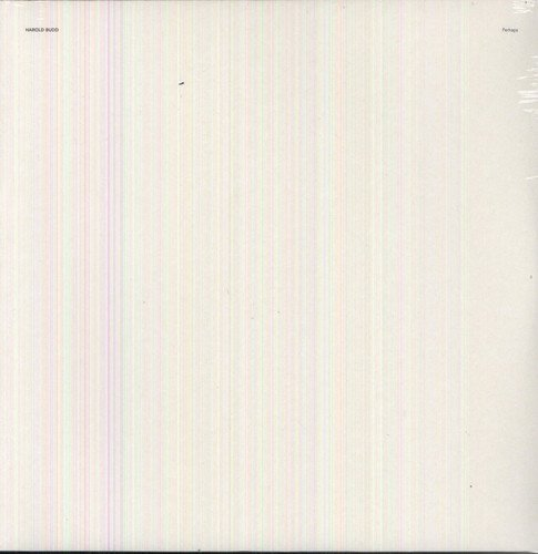 Harold Budd Perhaps 2 Lp