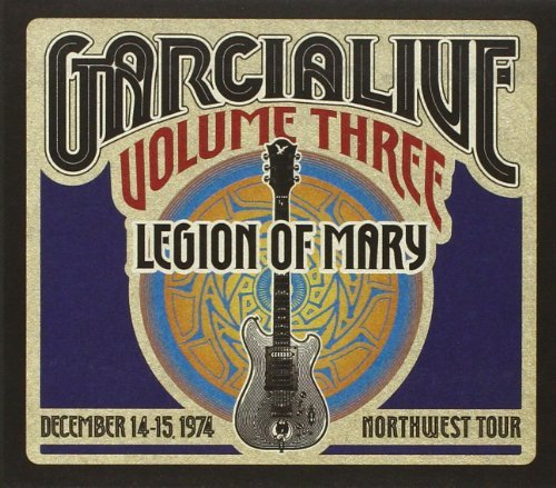Jerry Garcia Band & Legion Of Mary Garcialive Volume 3 3 CD