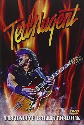 Ted Nugent Ultralive Ballisticrock Explicit Version Super Jewel Nr