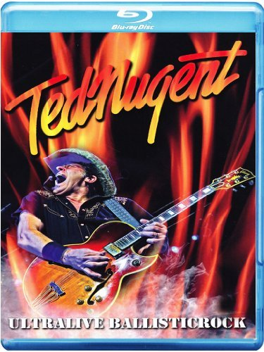 Ted Nugent Ultralive Ballisticrock Blu Ray Explicit Version Nr