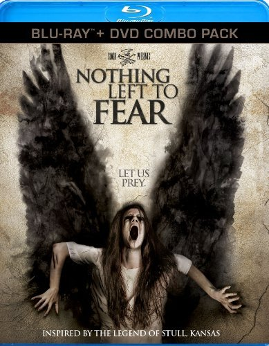 Nothing Left To Fear Nothing Left To Fear Blu Ray Ws R DVD