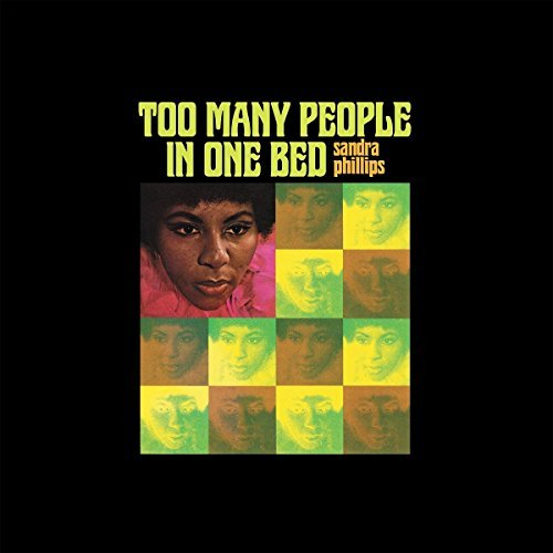 Sandra Phillips Too Many People In One Bed Digipak