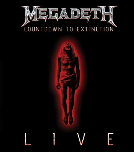 Megadeth Countdown To Extinction Live Countdown To Extinction Live
