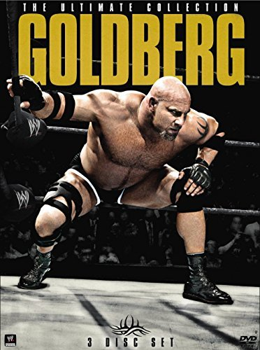 Goldberg The Ultimate Collect Wwe Pg 3 DVD