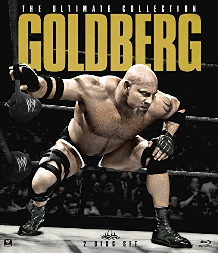 Goldberg The Ultimate Collect Wwe Pg 2 DVD