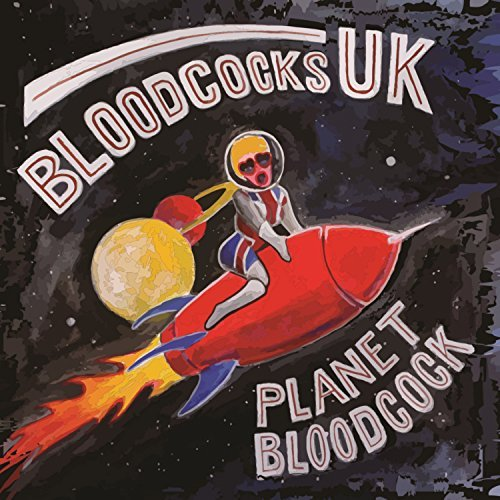 Bloodcocks Uk Planet Bloodcock Digipak