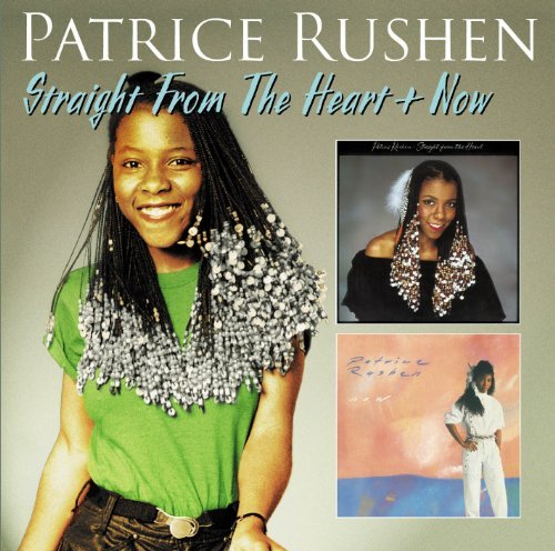Patrice Rushen Straight From The Heart & Now 2 CD