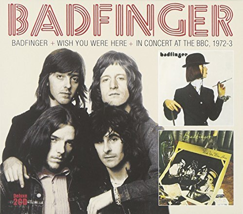 Badfinger Badfinger & Wish You Were Here Import Gbr 2 CD