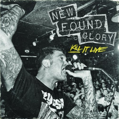 New Found Glory Kill It Live 2 Lp
