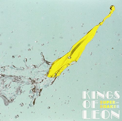 Kings Of Leon Supersoaker 7 Inch Single White Vinyl