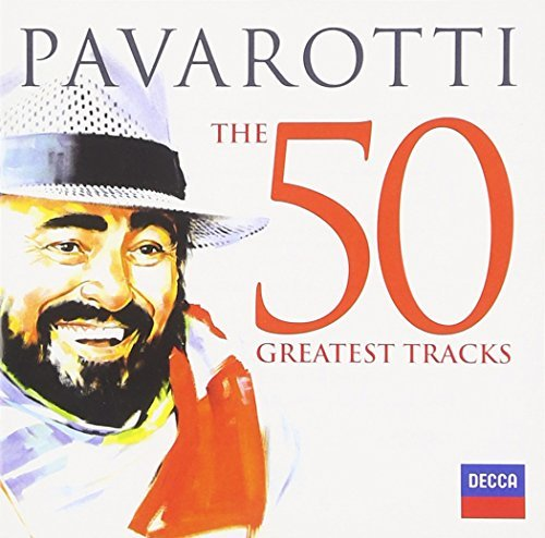 Luciano Pavarotti 50 Greatest Tracks 2 CD