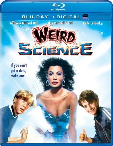 Weird Science Weird Science Blu Ray Ws Pg Dc Uv