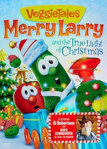 Veggie Tales Merry Larry & The True Light Of Christmas Ff Ws Nr