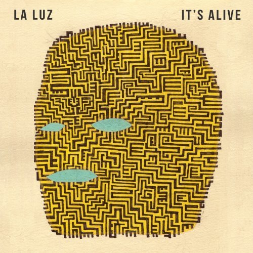 La Luz It's Alive Colored Vinyl Incl. Download