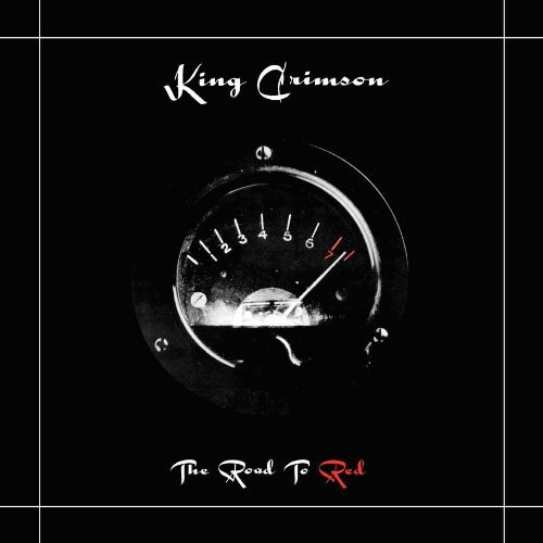 King Crimson Road To Red Box 21 CD 2 Blu Ray 1 DVD Booklet