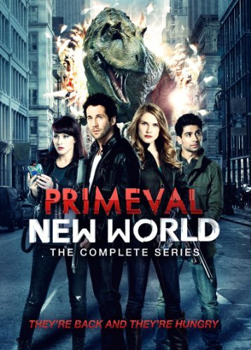 Primeval New World The Comple Primeval New World Complete S Tv14 3 DVD
