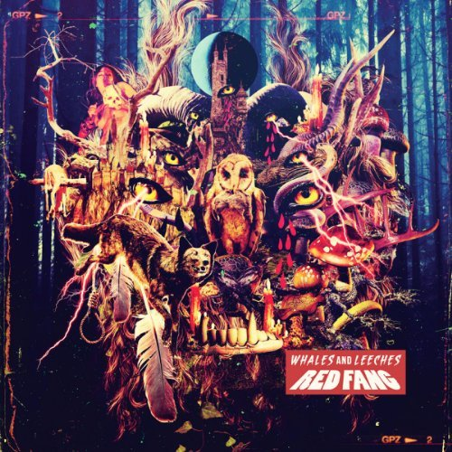 Red Fang Whales & Leeches Deluxe Ed. 2 Lp