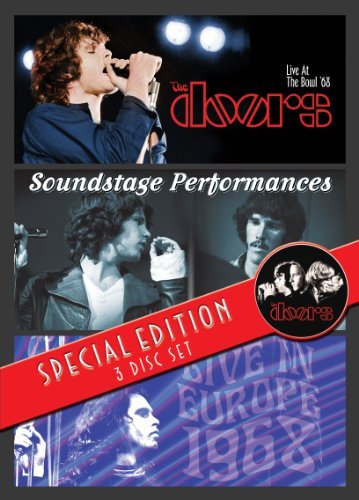 Doors Live At The Bowl '68 Soundstag Nr 3 DVD