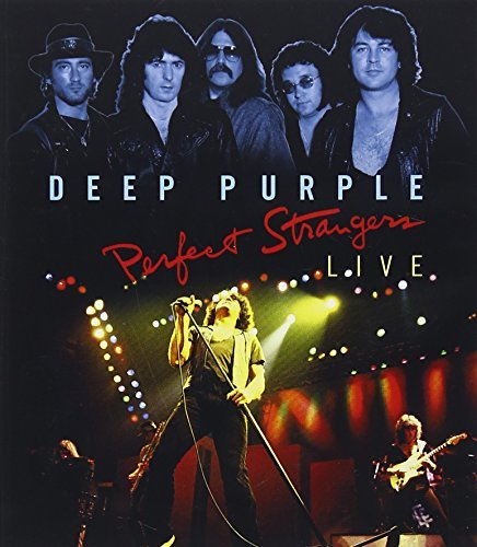 Deep Purple Perfect Strangers Live Super Jewel Nr