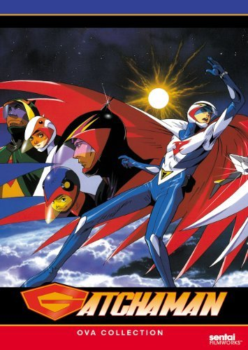 Gatchaman Ova Collection Gatchaman Jpn Lng Eng Sub Nr