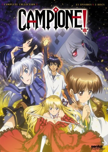 Campione Complete Collection Campione Jpn Lng Eng Sub Ws Nr 3 DVD