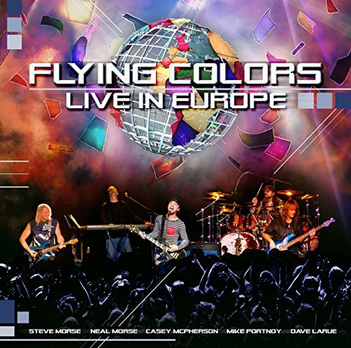 Flying Colors Live In Europe
