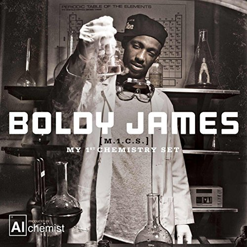 Boldy James My First Chemistry Set Explicit Version