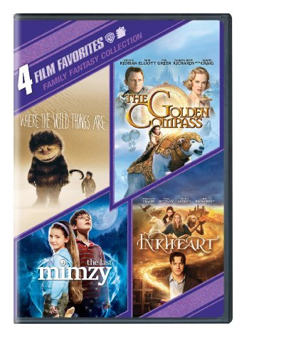 Family Fantasy Collection 4 Film Favorites Nr