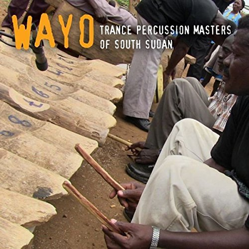 Wayo Trance Percussion Masters Of S