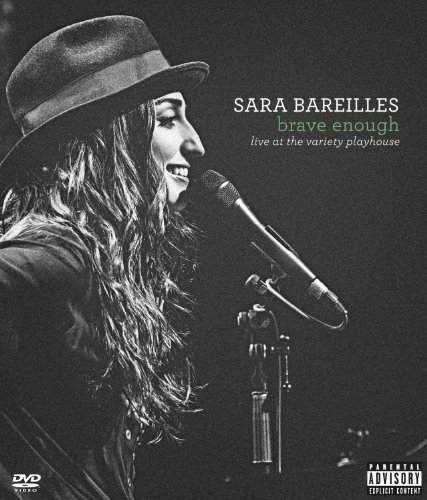 Sara Bareilles Brave Enough Live At The Variety Explicit Version Incl. CD