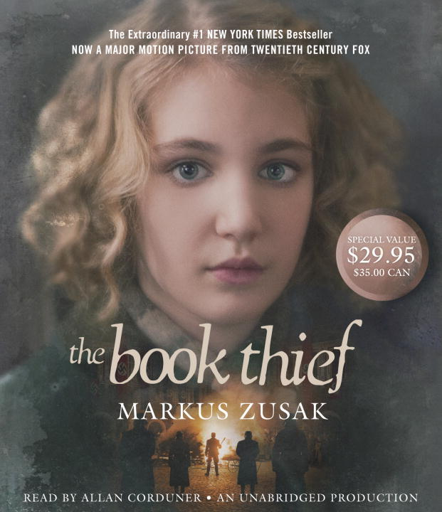 Markus Zusak The Book Thief