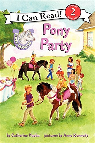 Catherine Hapka Pony Scouts Pony Party