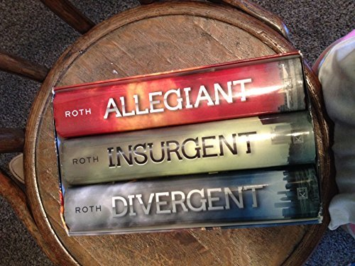 Veronica Roth Divergent Series Complete Box Set