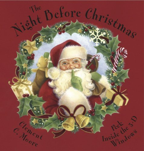 Clement Clarke Moore The Night Before Christmas