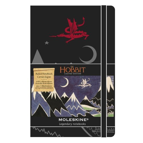 Moleskine Moleskine 2013 Hobbit Limited Edition Large Ruled