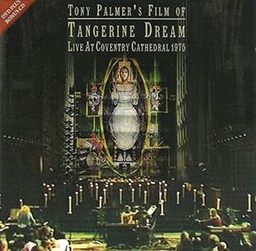 Tangerine Dream Coventry Cathedral Incl. CD
