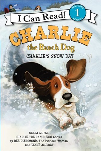 Ree Drummond Charlie The Ranch Dog Charlie's Snow Day